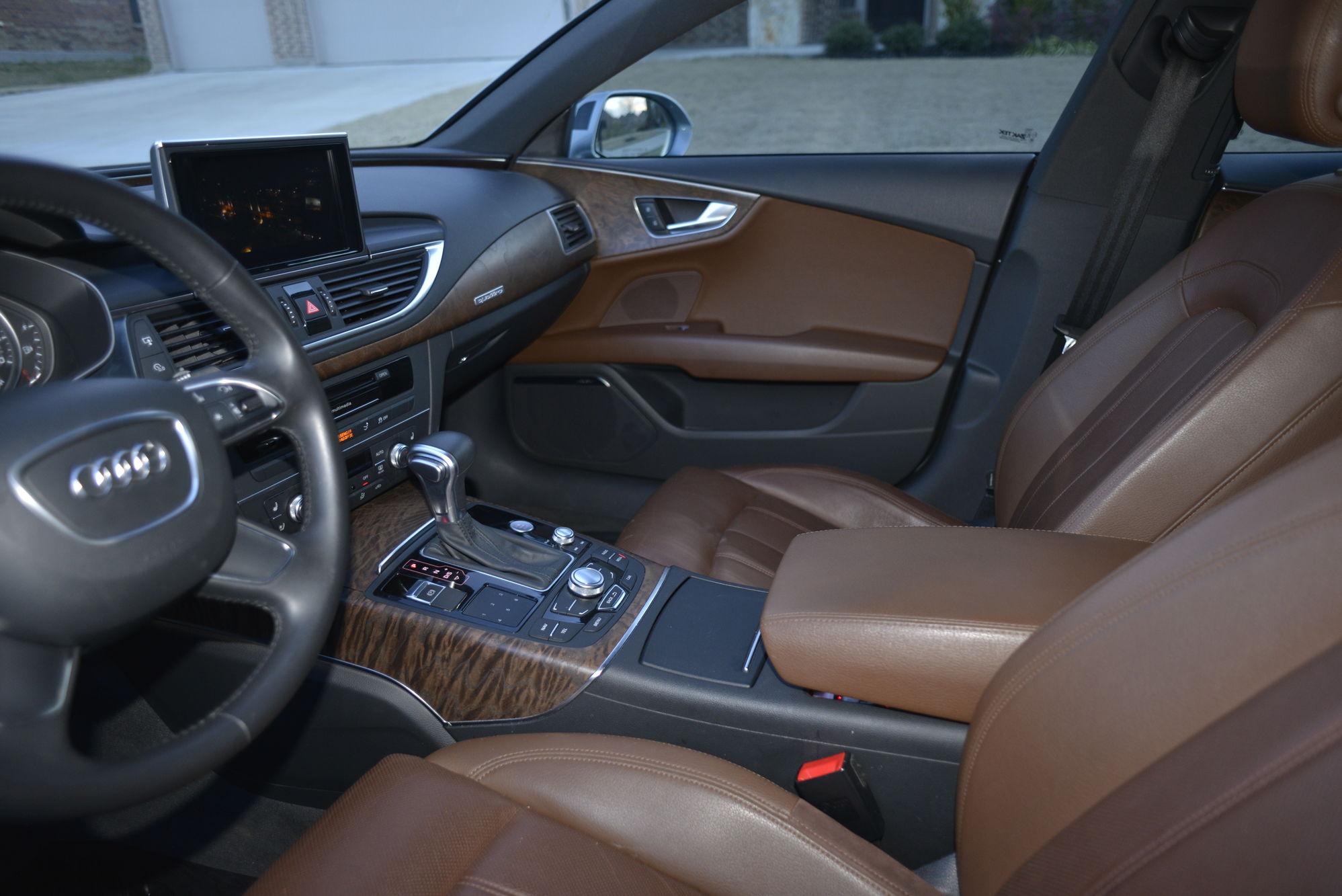 Audi A7 2012 A7 Prestige 39k Miles Weekend Car Audiworld Forums