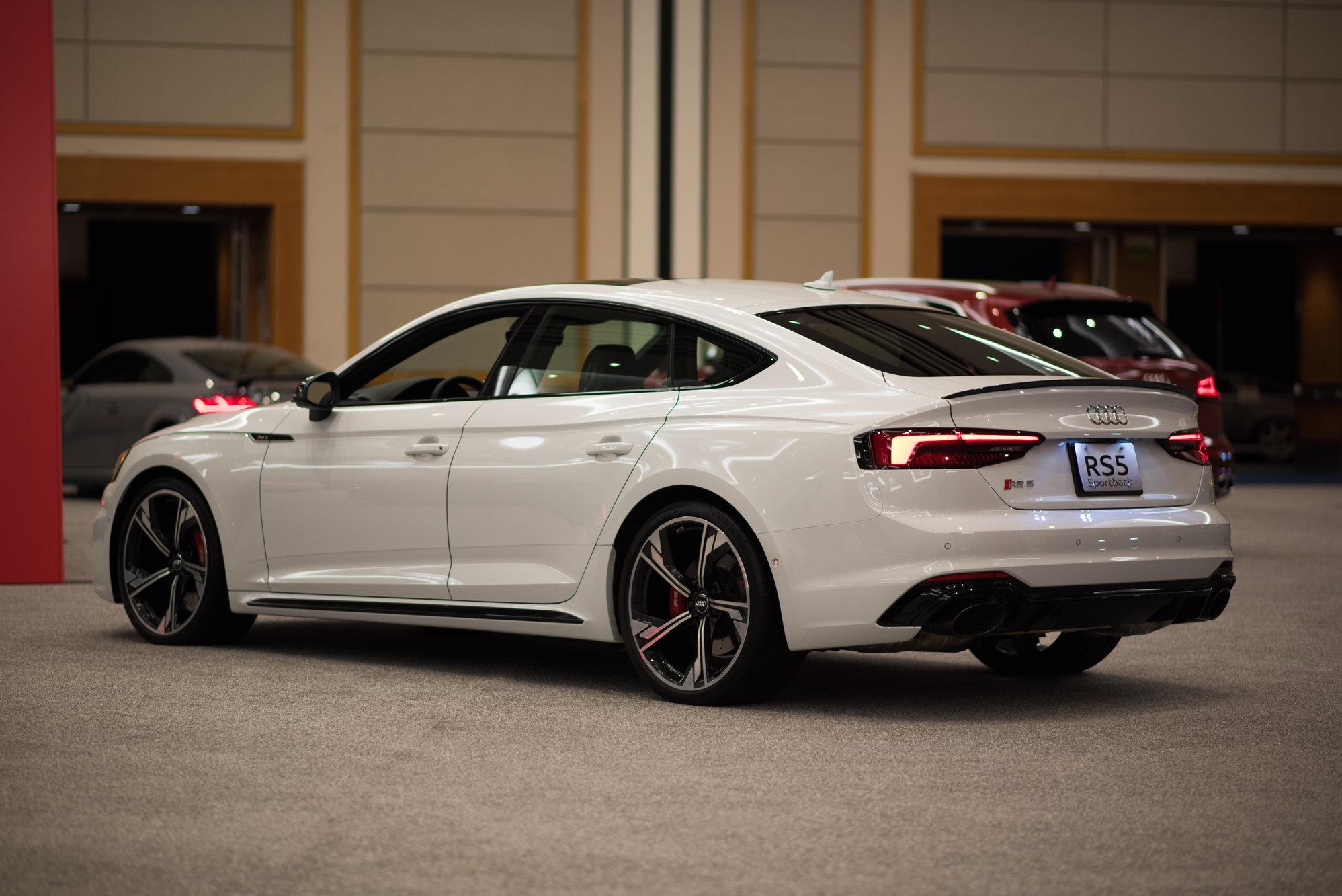 My Glacier White Metallic Rs5 Sportback Audiworld Forums