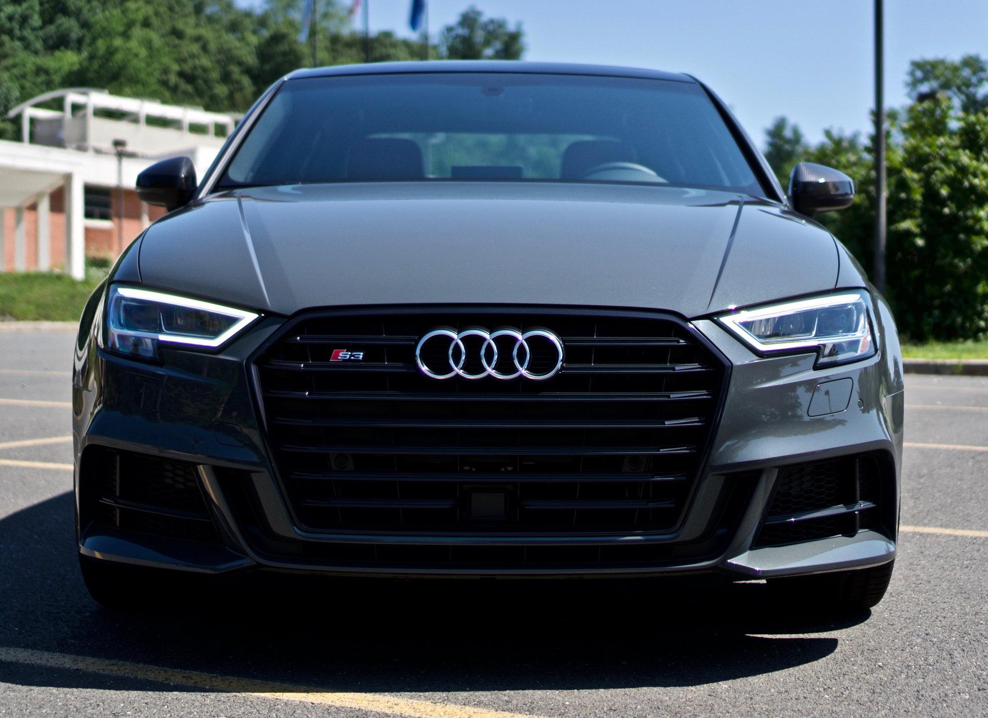My New S3 Nano Grey - AudiWorld Forums