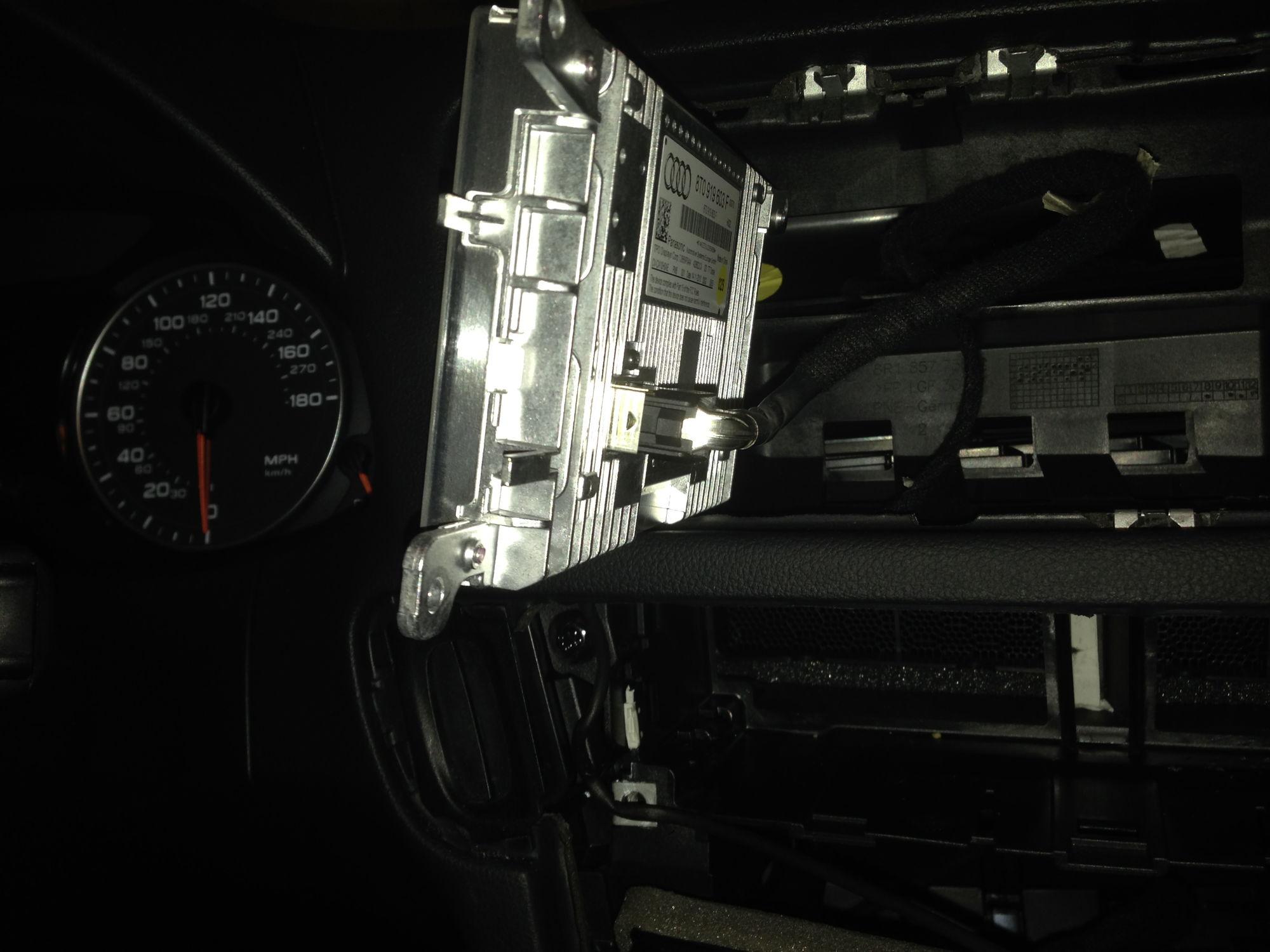 Backup Reverse Camera Install For Non Mmi Concert Symphony Under 300 Audiworld Forums