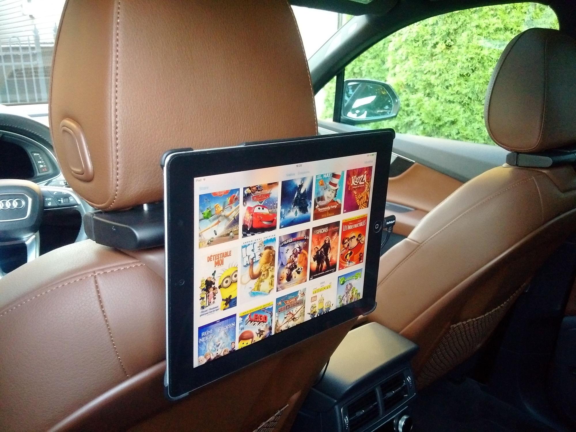 2017 q7 rse review horrible rear seat entertainment. Black Bedroom Furniture Sets. Home Design Ideas