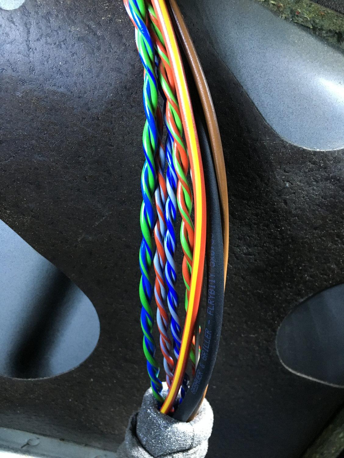 2003 Audi A6 Amp Wiring