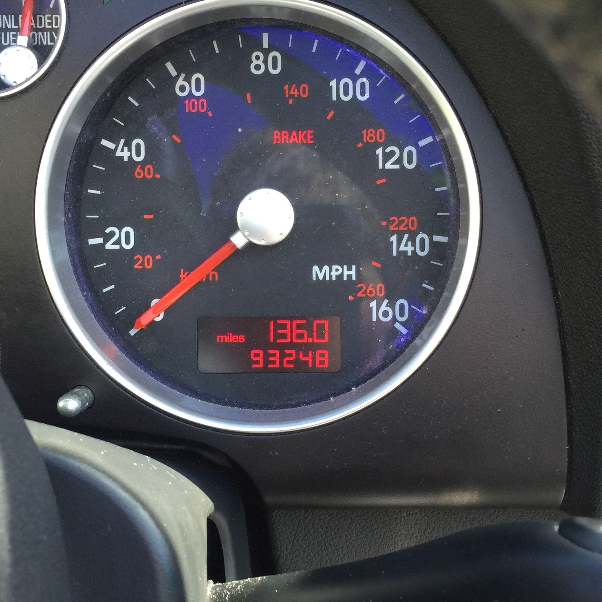 Audi TT 2001 Roadster