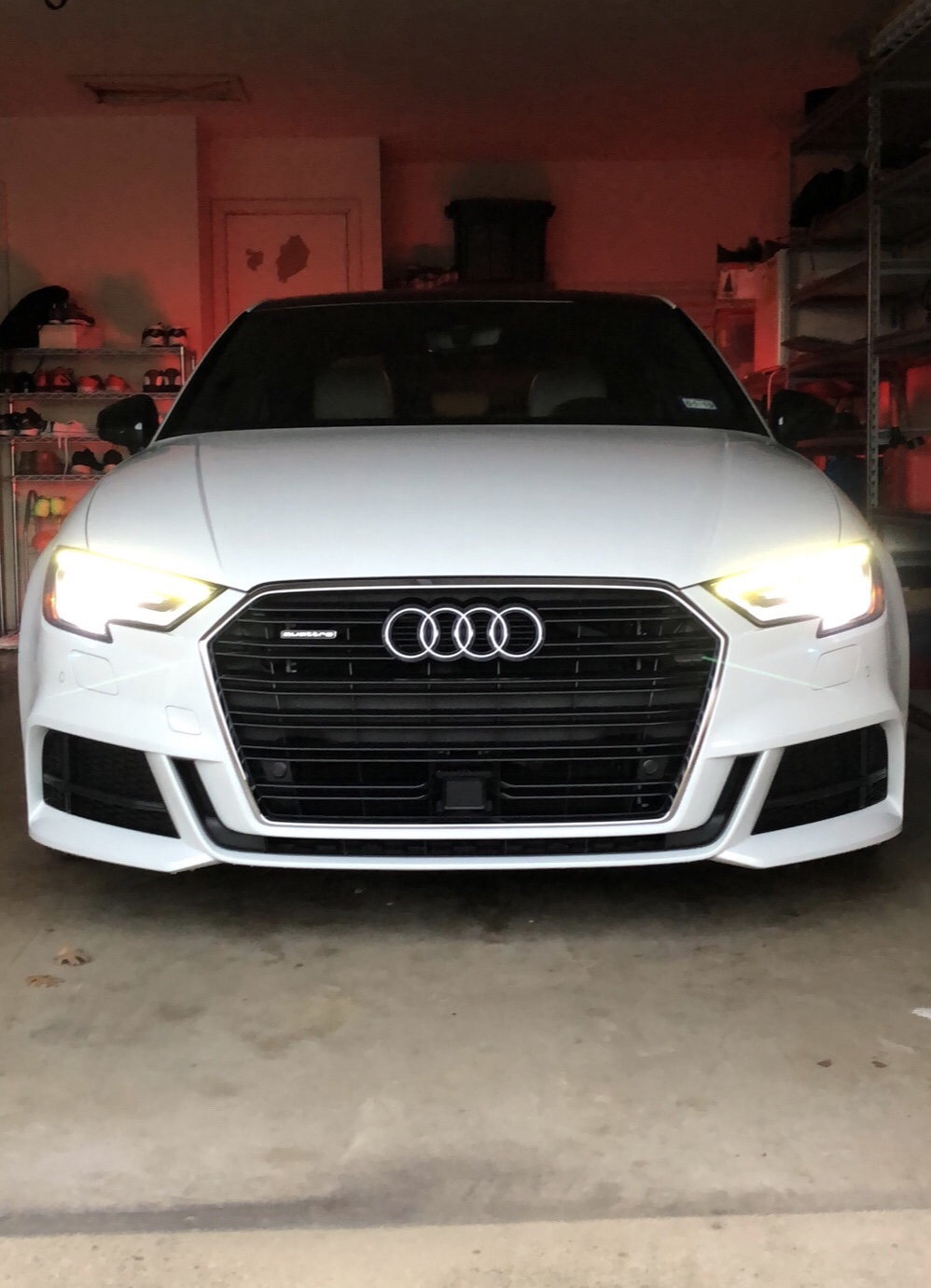 Audi A3 FS in Dallas, Texas 2017 Audi A3 2.0 Quattro Premium Plus - AudiWorld Forums