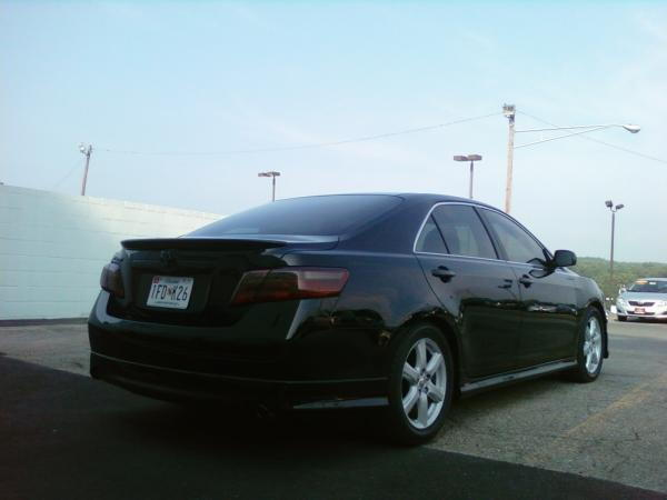 Blacked Out Camry >> Toyota Camry Picture By Blacked Out Se 7749317 Camry Forums