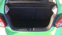 2014 Mitsubishi Mirage trunk