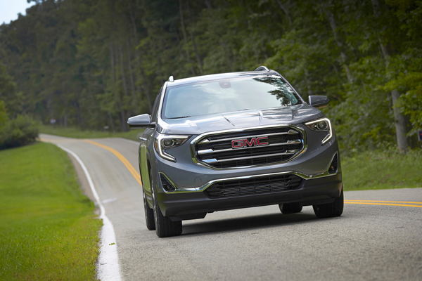 2020 GMC Terrain SLT, Changes, Redesign >> 2020 Gmc Terrain Deals Prices Incentives Leases Overview