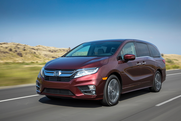 2020 Honda Odyssey Preview Pricing Release Date