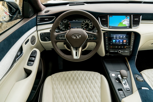 2021 Infiniti Qx50 Dimensions - Car Wallpaper