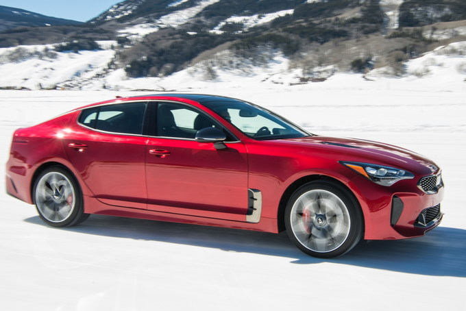 2019 kia stinger deals, prices, incentives & leases, overview