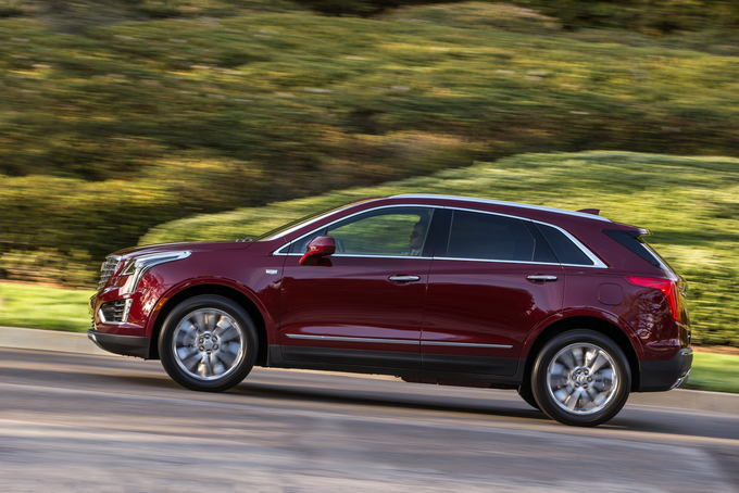2019 Cadillac Xt5 Deals Prices Incentives Leases Overview