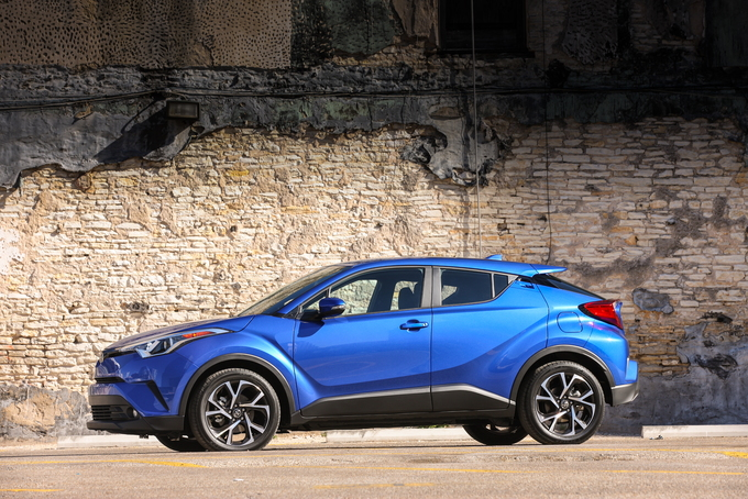 2019 Toyota C-HR Deals, Prices, Incentives & Leases ...