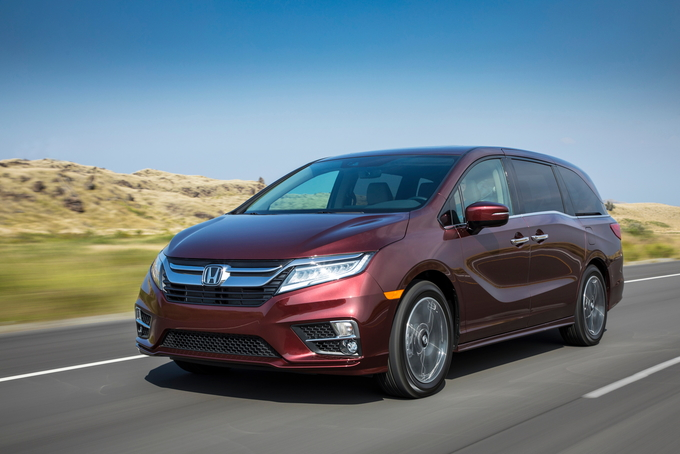 2019 honda odyssey deals prices incentives leases for Honda minivan lease