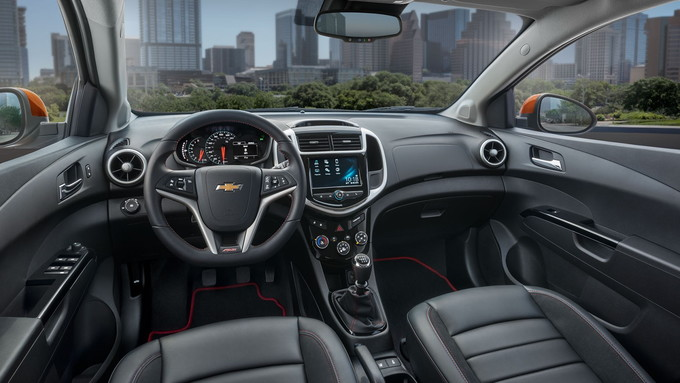 2017 Chevrolet Sonic Deals Prices Incentives Leases Overview Carsdirect