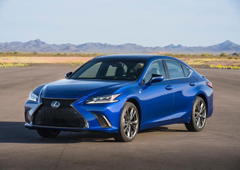 2021 Lexus ES Deals, Prices, Incentives & Leases, Overview ...