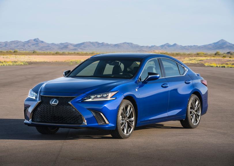 2021 Lexus ES Deals, Prices, Incentives & Leases, Overview ...