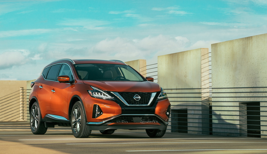 2021 nissan murano deals, prices, incentives & leases