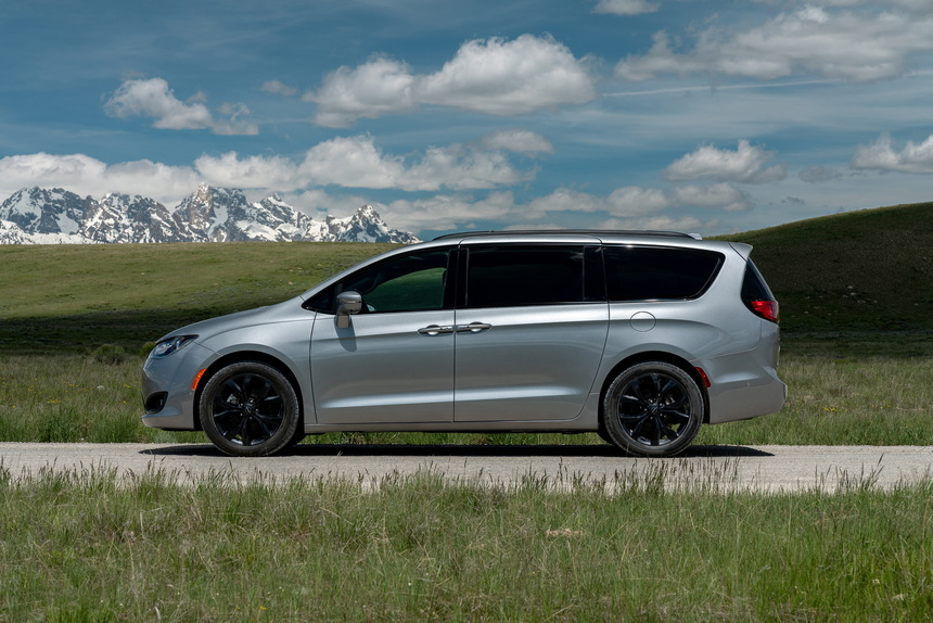 2020 Chrysler Pacifica Deals, Prices, Incentives & Leases ...