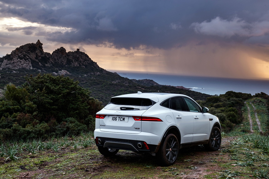 2021 Jaguar E-PACE: Preview, Pricing, Release Date