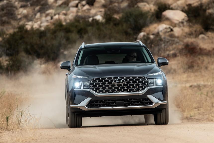 2021 Hyundai Santa Fe Deals, Prices, Incentives & Leases ...