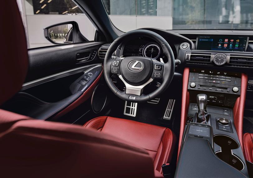 2021 Lexus RC Deals, Prices, Incentives & Leases, Overview ...