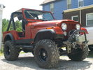 Totally Rebuilt 1979 Jeep CJ5 SOLD