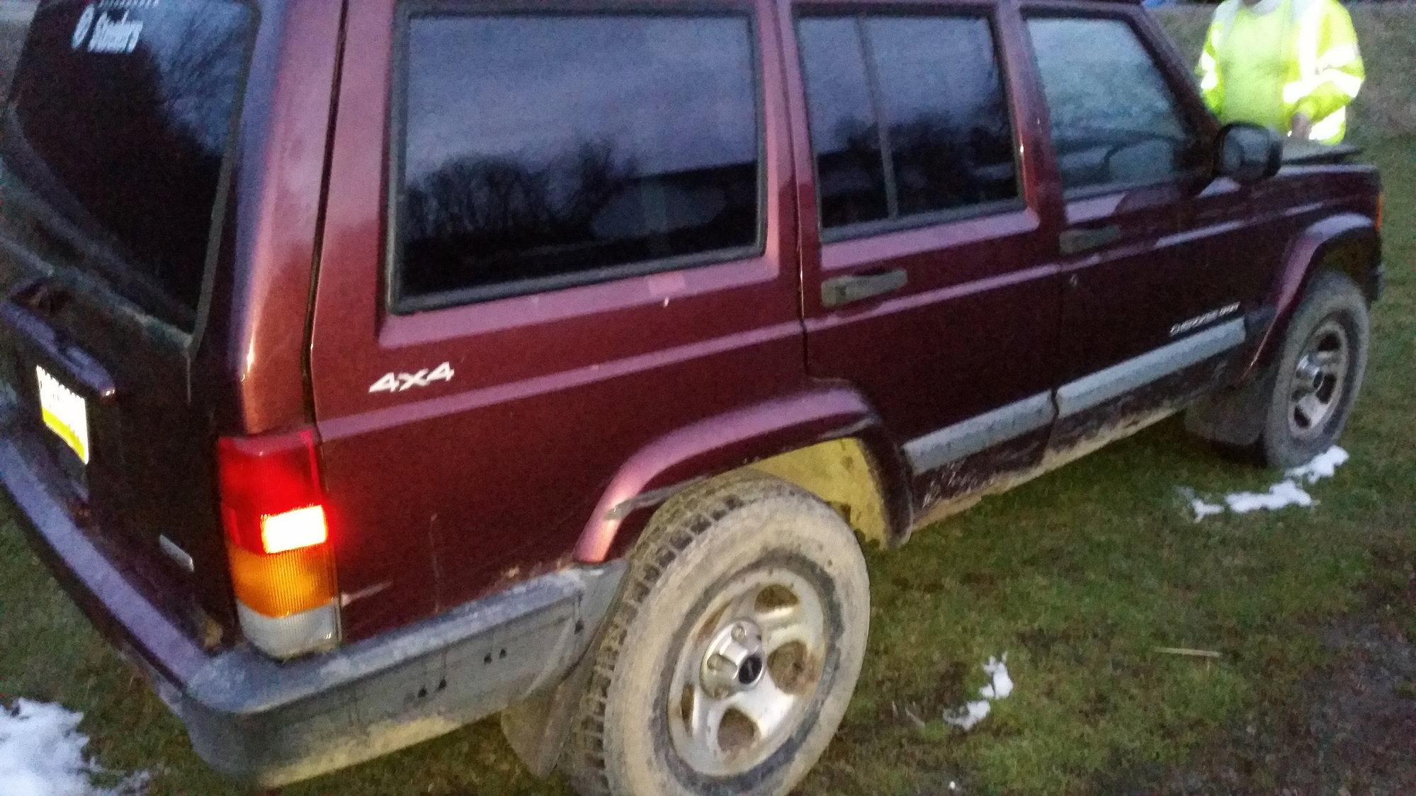 2001 jeep cherokee manual