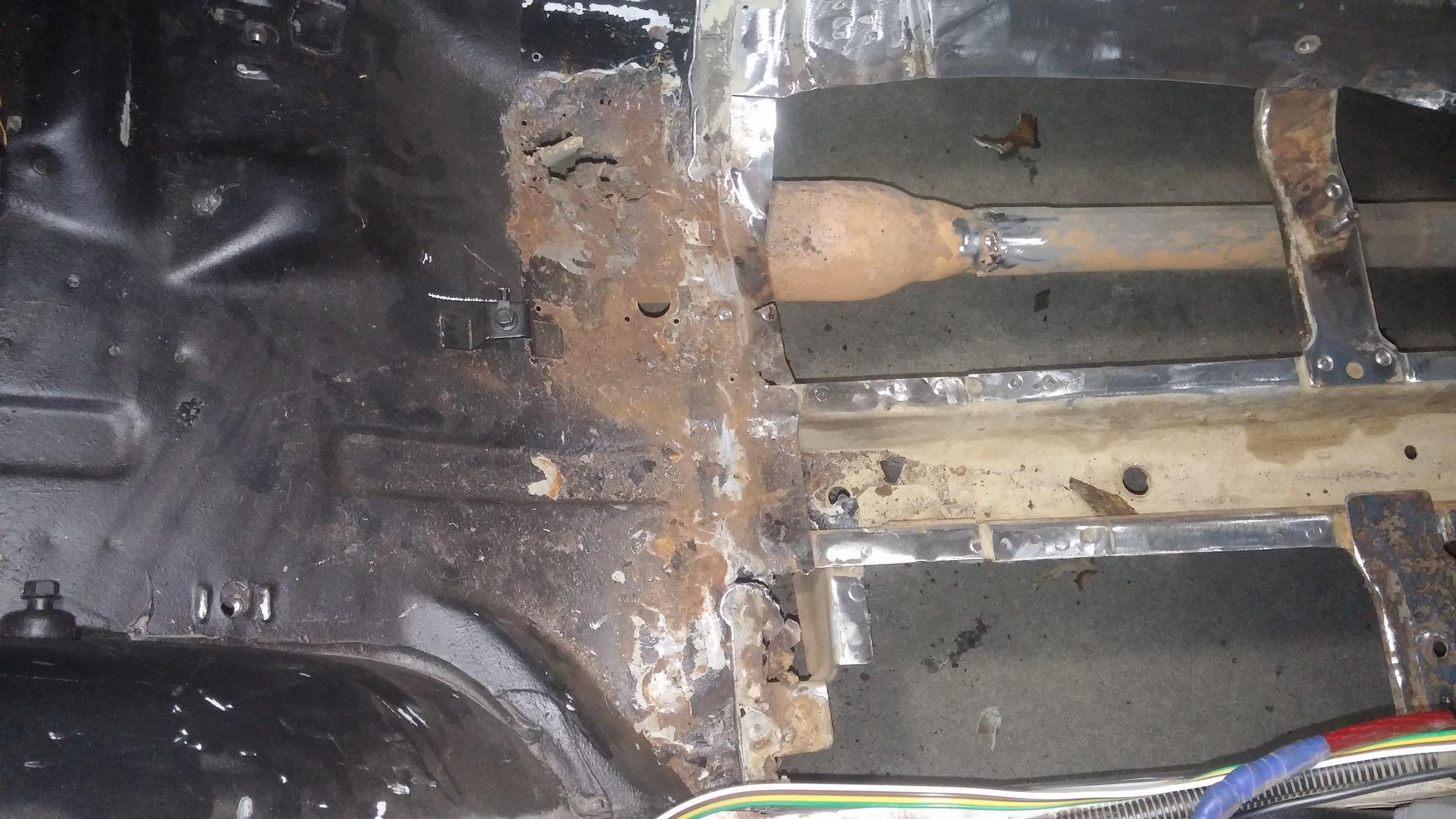 Floor pan question jeep cherokee forum for 1994 jeep cherokee floor pans