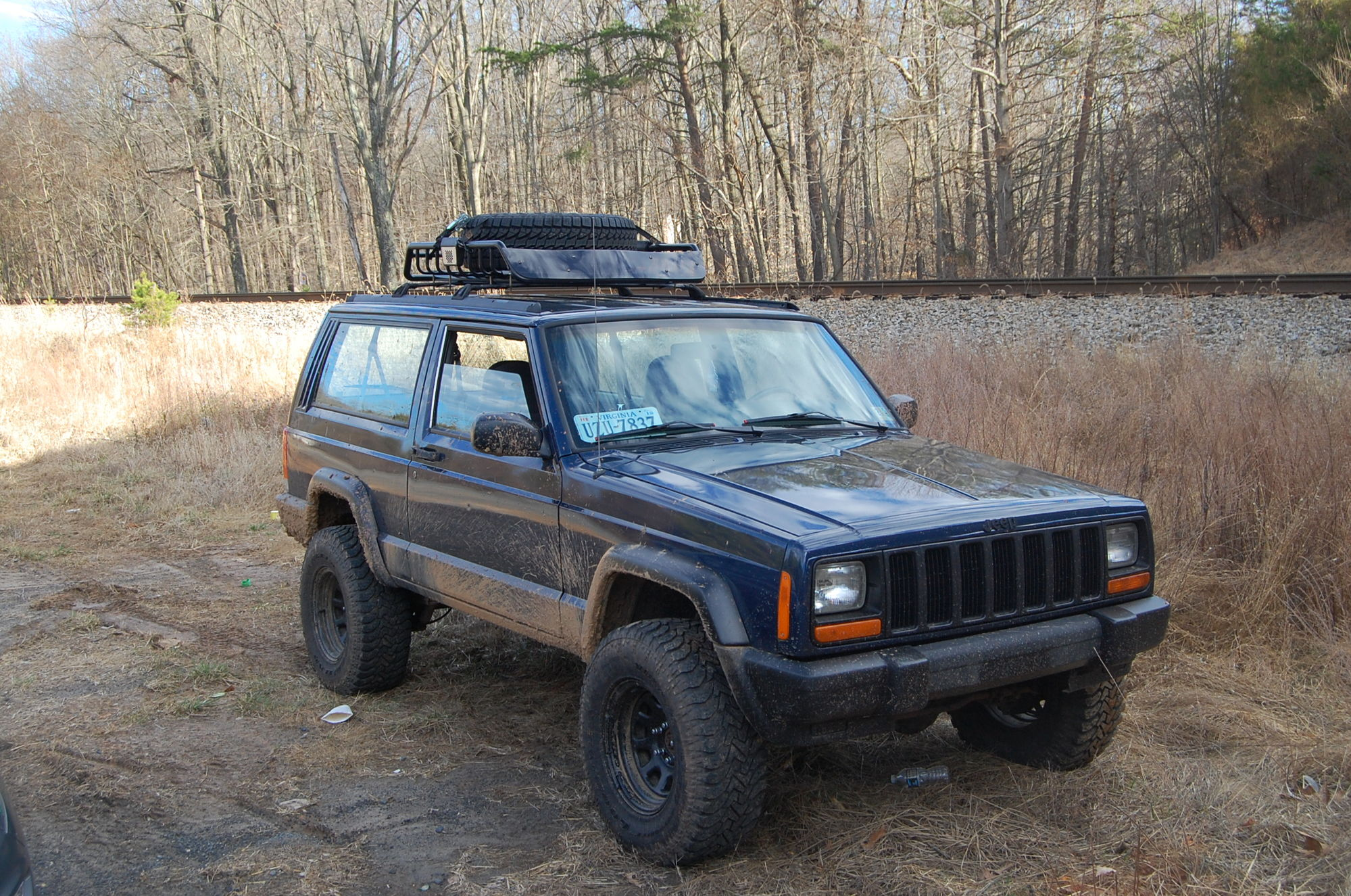 1997 Jeep Cherokee 2-door Manual