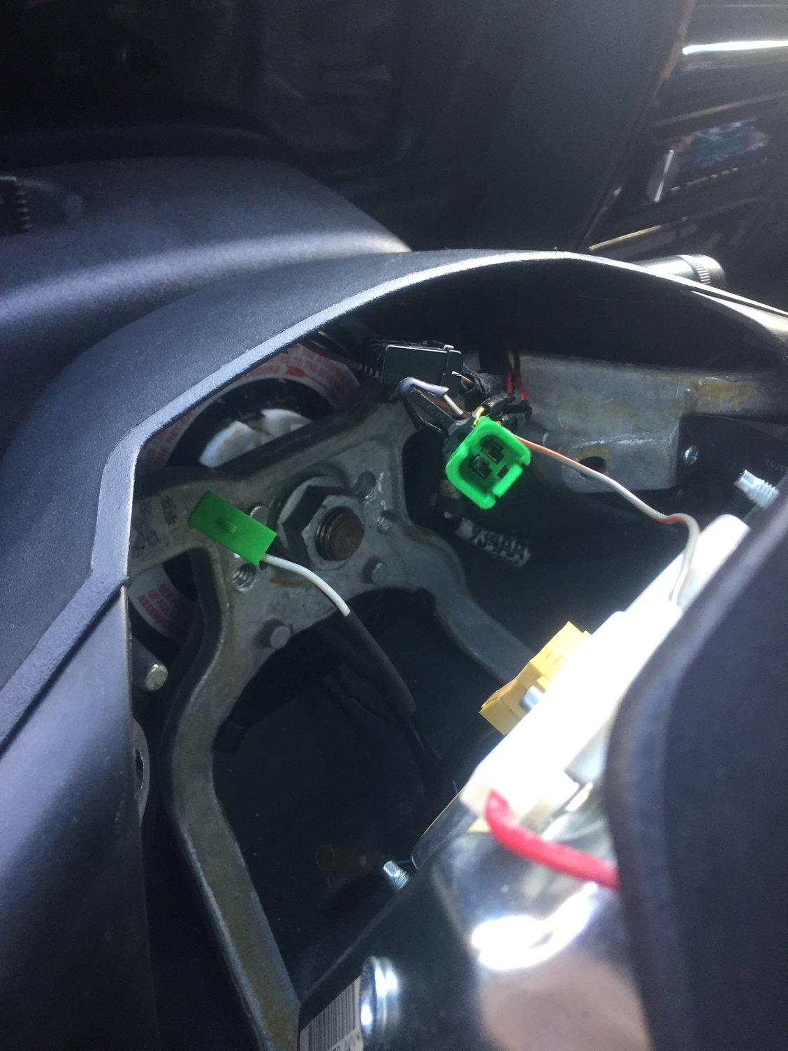Grand Cherokee Steering Wheel Swap - Page 2