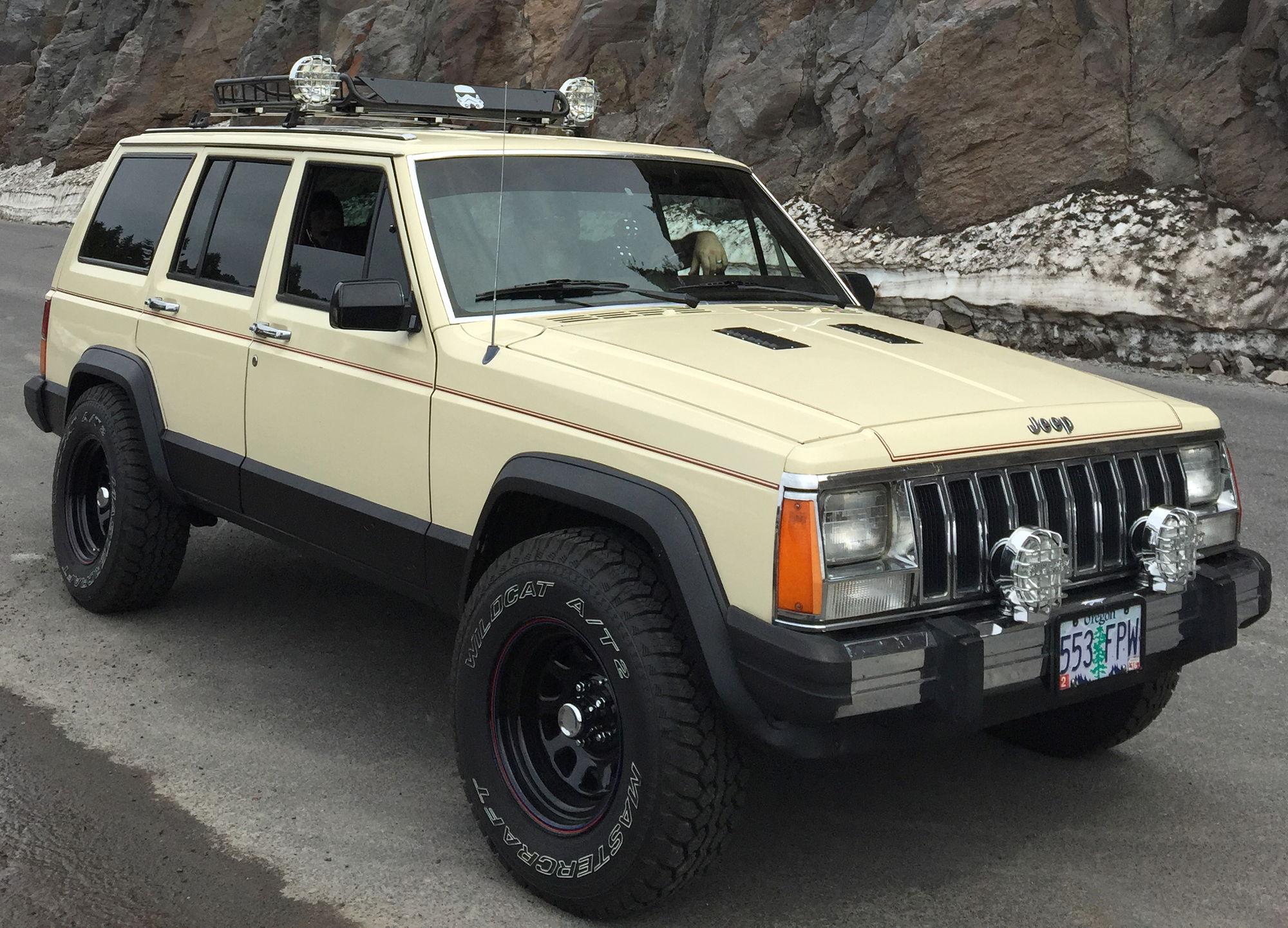Roof Rack For 89 Cherokee Xj Jeep Cherokee Forum