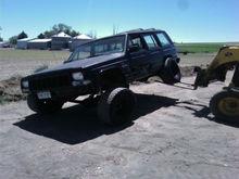 My fist Vehicle