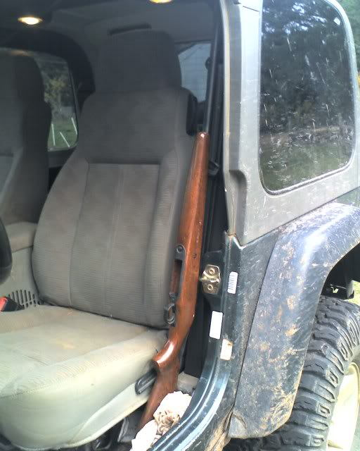 Molle For Back Of The Rear Seat Jeep Cherokee Forum