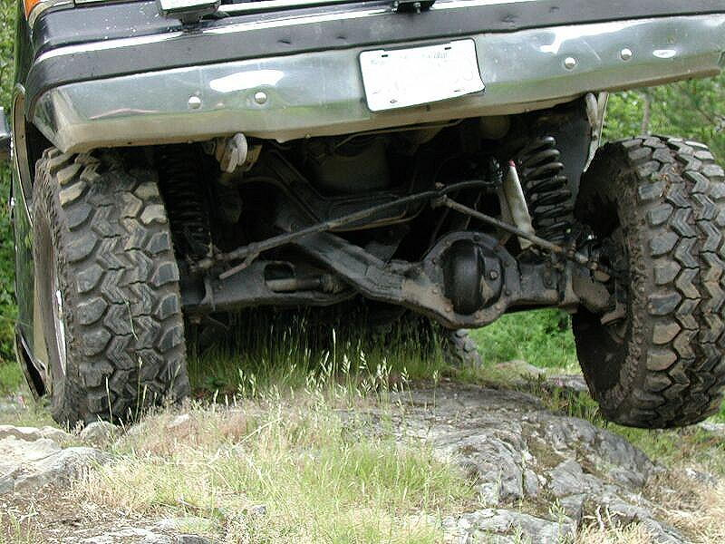 Ifs vs solid axle - Page 2 - Jeep Cherokee Forum