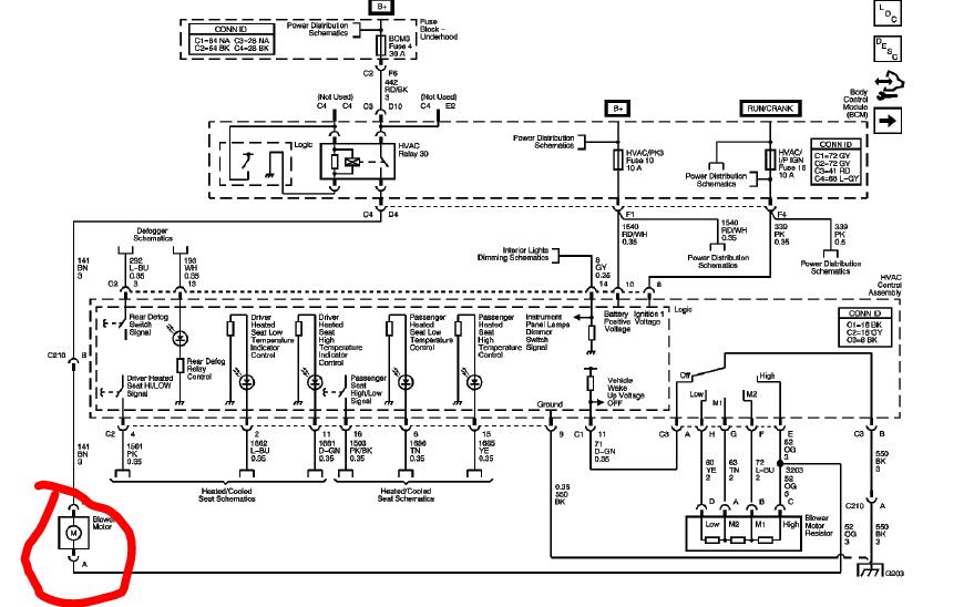 2006 hhr wiring diagram - 2005 magnum blower motor wiring diagram for wiring  diagram schematics  wiring diagram schematics