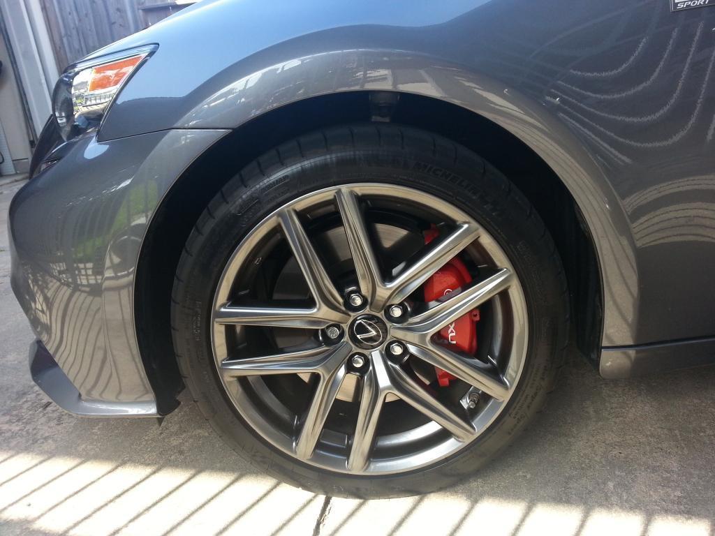 Red Calipers Clublexus Lexus Forum Discussion