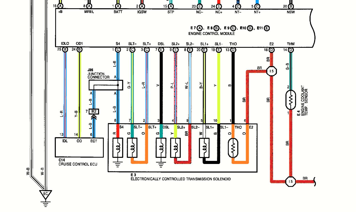 2000 Es300 Transmission Problem   Solenoid  - Clublexus