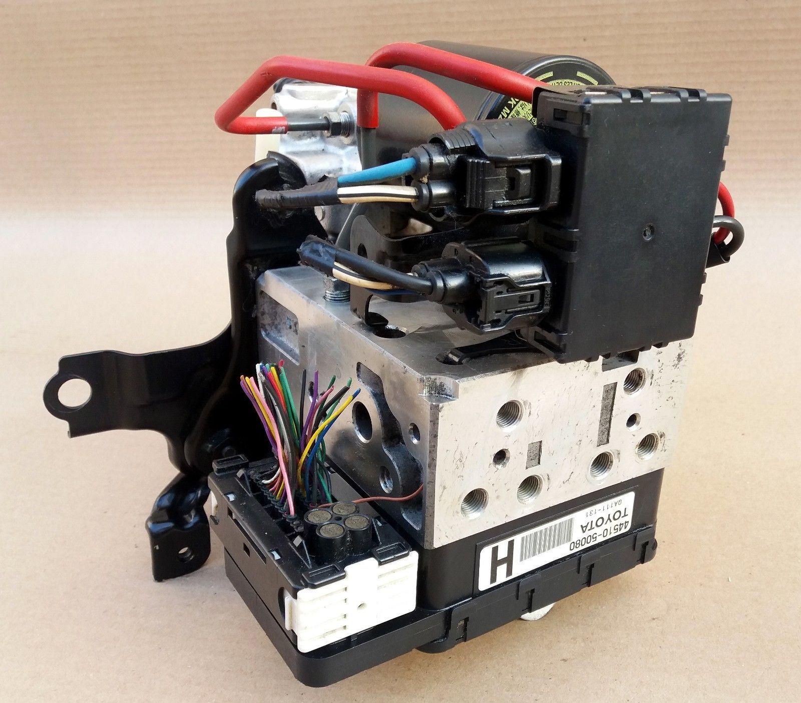 2008 lexus ls460 brake actuator