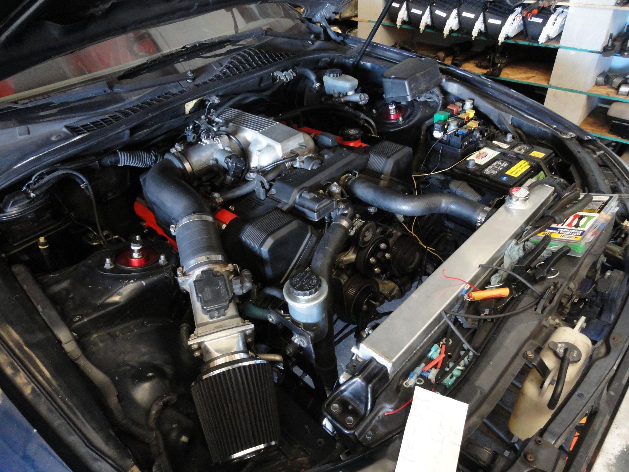 94 lexus sc400 manual conversion
