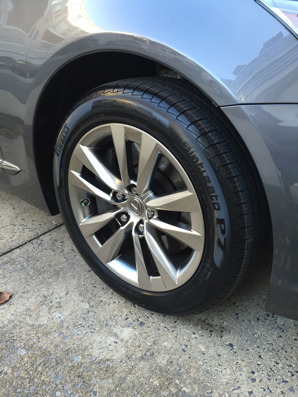 Yokohama All Season Tires >> Replaced the Bridgestones with a set of Pirelli Cinturato P7 Plus - ClubLexus - Lexus Forum ...