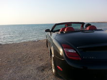 Qatar High way to Saudi -  2014