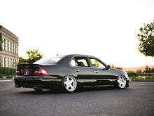 My Last Lexus JP LS430