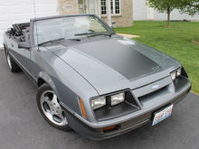 My 4eyed 86 Mustang GT,  sold 8/1/2013   :(