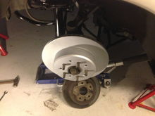 supra tt -95+ brakes in the rear.