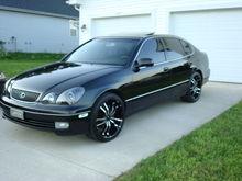 Garage - black gs