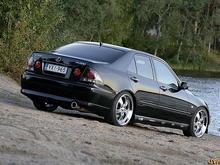 My old Lexus is200 & Lexus is250