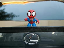 Spiderman, Spiderman!!