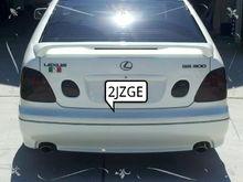 Garage - gs300