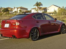 Lexus IS F 03h