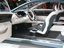 Volvo Concept You interior